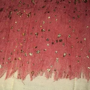 Accessories - Coral scarf